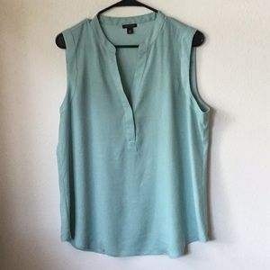 Ann Taylor, Sleeveless Shirt